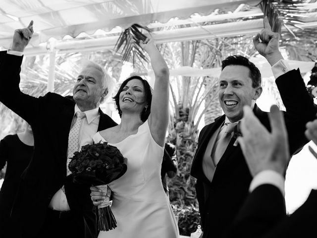 La boda de Pablo y Franzis en La/villajoyosa Vila Joiosa, Alicante 29