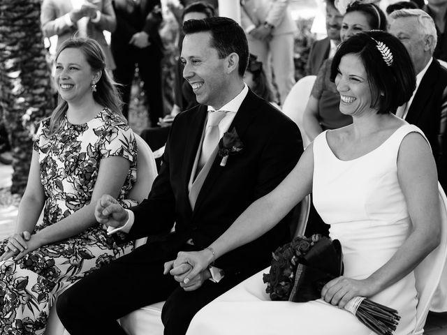 La boda de Pablo y Franzis en La/villajoyosa Vila Joiosa, Alicante 30
