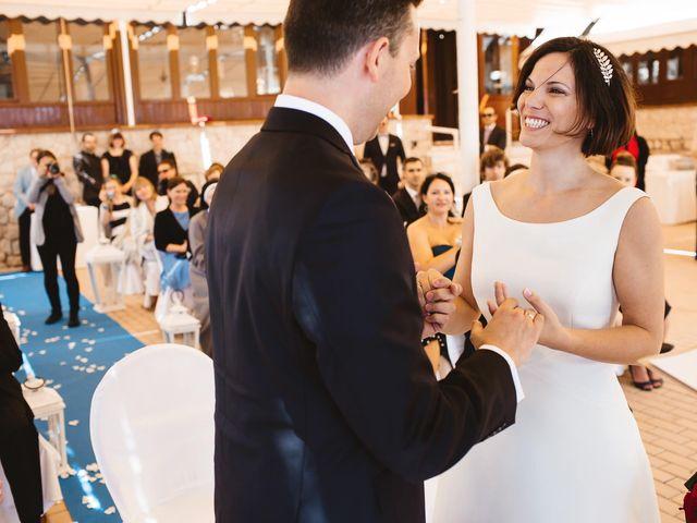 La boda de Pablo y Franzis en La/villajoyosa Vila Joiosa, Alicante 31