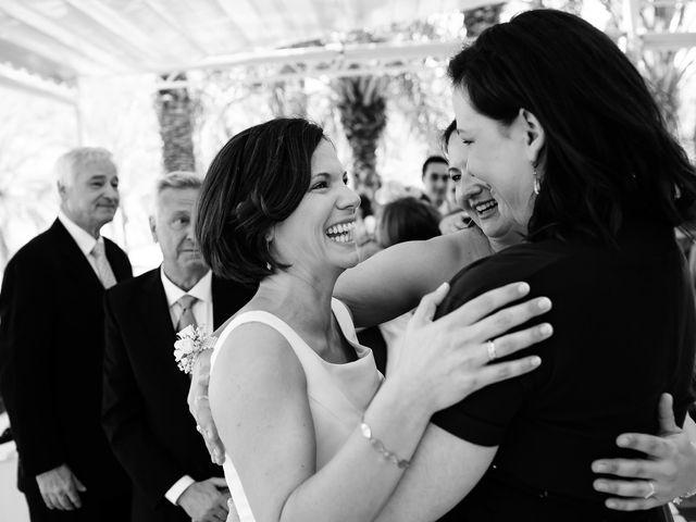 La boda de Pablo y Franzis en La/villajoyosa Vila Joiosa, Alicante 33