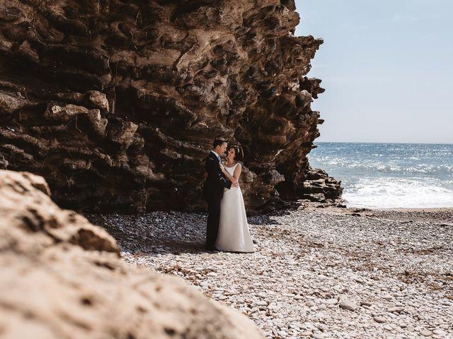 La boda de Pablo y Franzis en La/villajoyosa Vila Joiosa, Alicante 39