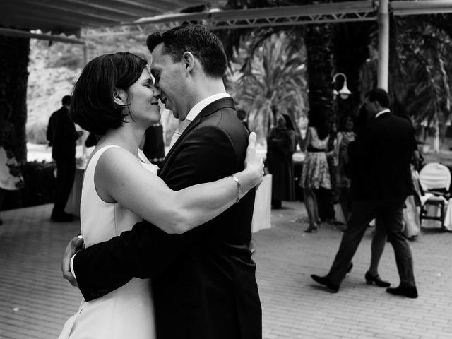 La boda de Pablo y Franzis en La/villajoyosa Vila Joiosa, Alicante 52