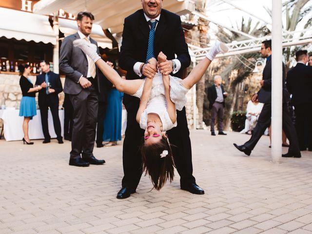 La boda de Pablo y Franzis en La/villajoyosa Vila Joiosa, Alicante 53