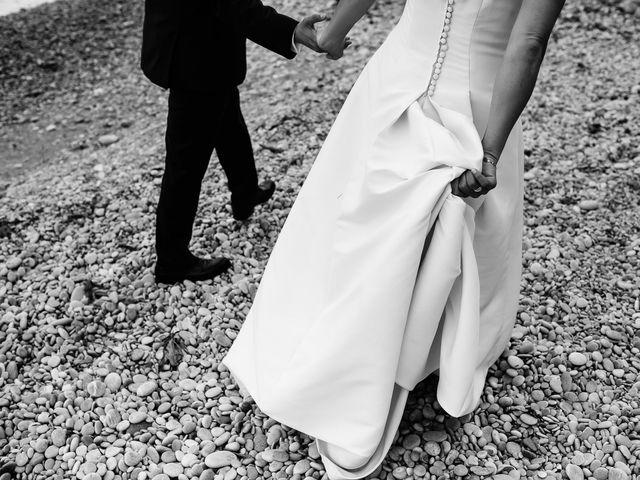 La boda de Pablo y Franzis en La/villajoyosa Vila Joiosa, Alicante 57