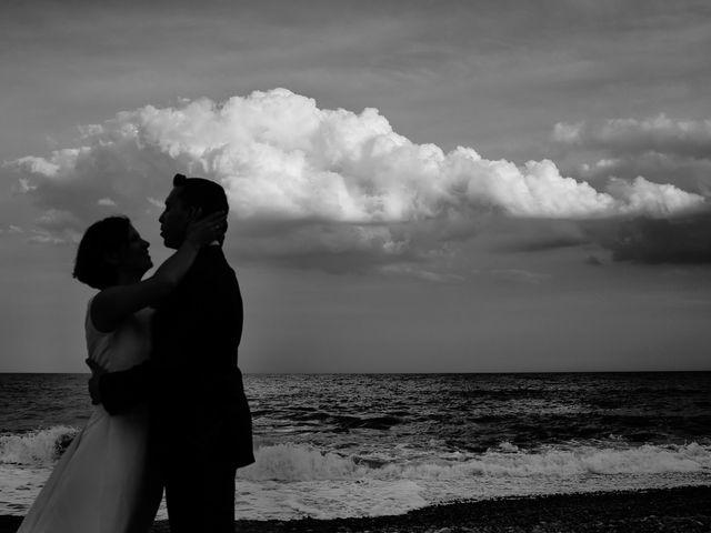 La boda de Pablo y Franzis en La/villajoyosa Vila Joiosa, Alicante 58
