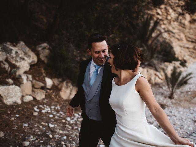 La boda de Pablo y Franzis en La/villajoyosa Vila Joiosa, Alicante 64