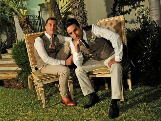 La boda de Eduardo y Jose Antonio