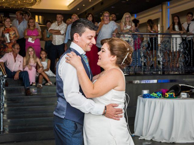La boda de Rosario y Jorge