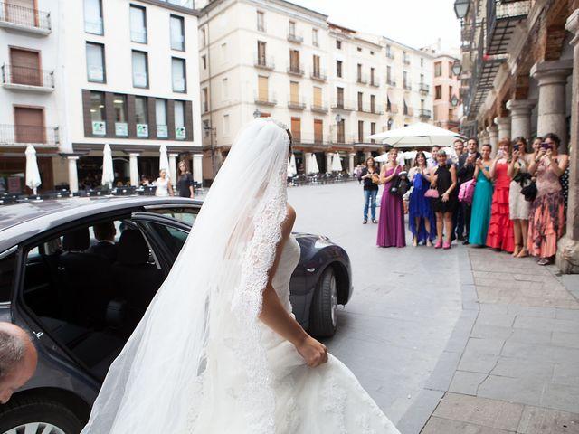 La boda de Mapi y Jose en Teruel, Teruel 36
