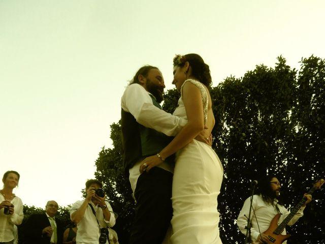 La boda de Fran y Sandra en Montecorto, Málaga 16