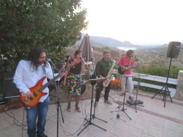 La boda de Fran y Sandra en Montecorto, Málaga 15