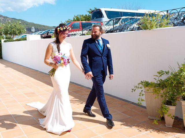 La boda de Fran y Sandra en Montecorto, Málaga 8