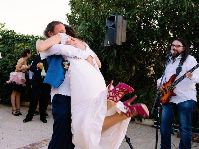 La boda de Fran y Sandra en Montecorto, Málaga 17