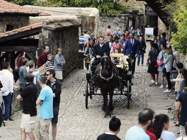 La boda de Javier y María en Santillana Del Mar, Cantabria 4