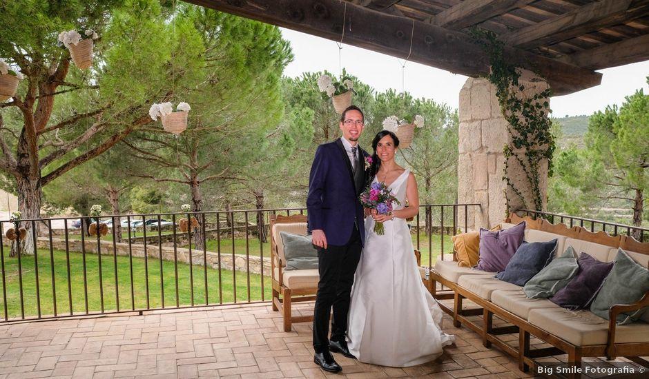 La boda de Xavier y Anna en Rubio, Barcelona