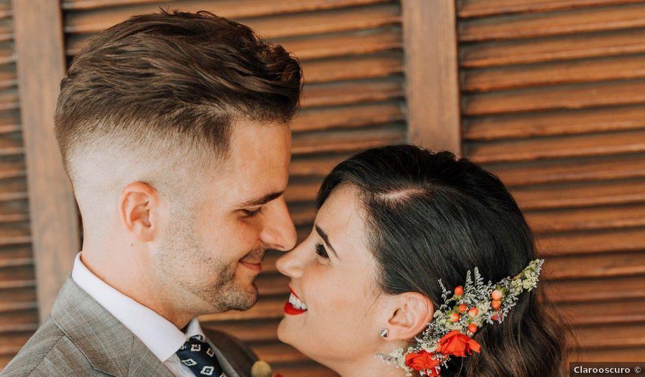 La boda de Manu y Mari en Elx/elche, Alicante