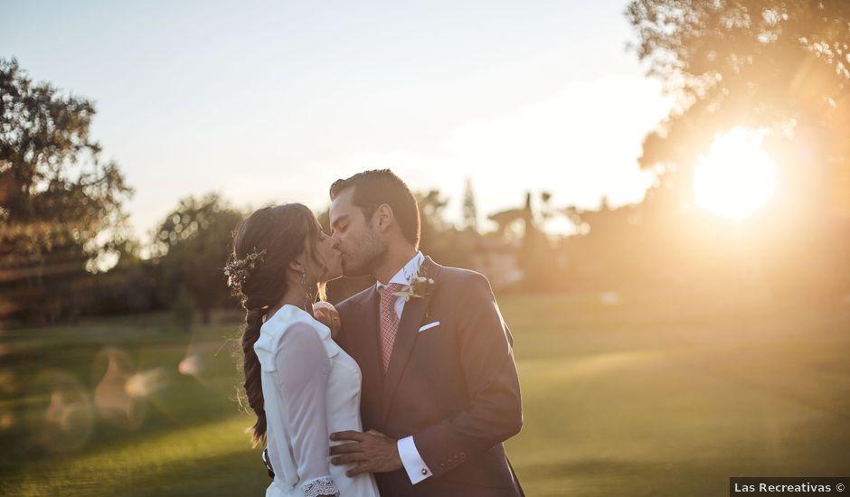 La boda de Alberto y Raquel en Alcobendas, Madrid