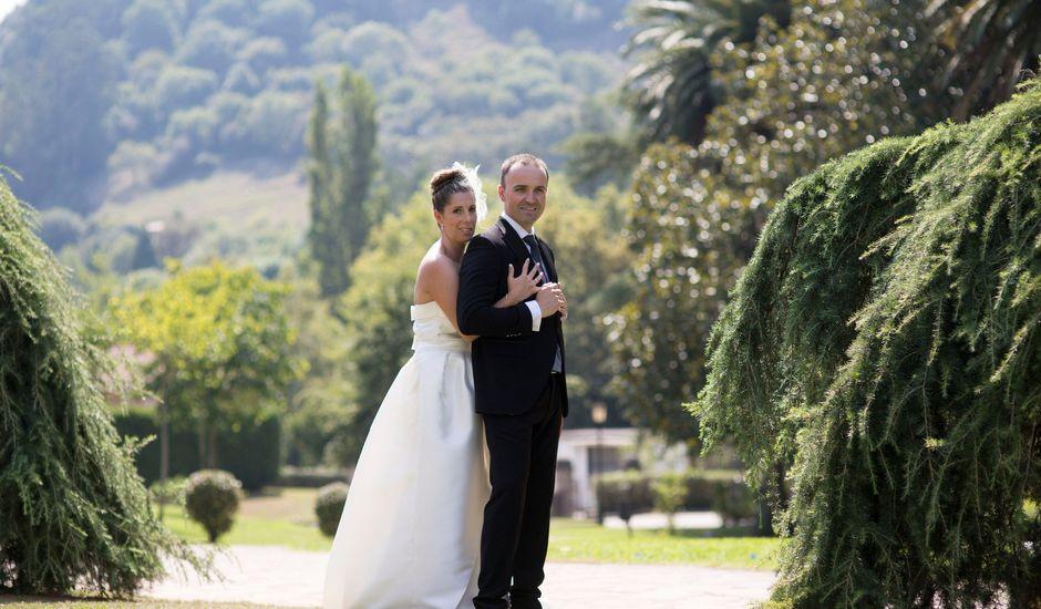 La boda de Javier y Beatriz en Puente Viesgo, Cantabria