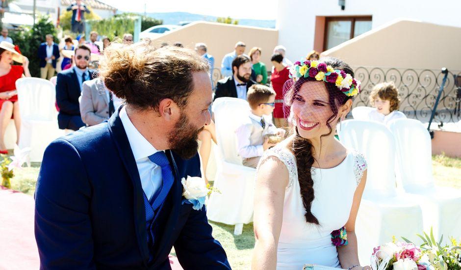 La boda de Fran y Sandra en Montecorto, Málaga