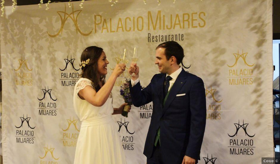 La boda de Javier y María en Santillana Del Mar, Cantabria