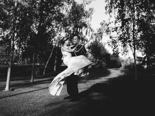 La boda de Amanda y Alex