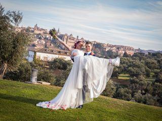La boda de Rocío y José Manuel