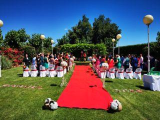 La boda de Raquel  y Iker  1