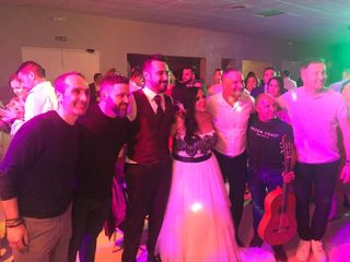 La boda de Raquel  y Iker  2