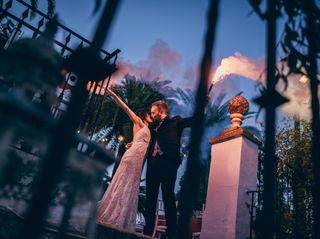 La boda de Estíbaliz y David