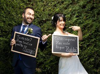 La boda de Celine y Miguel