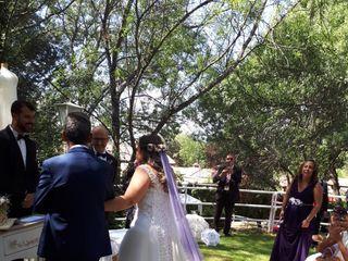 La boda de Sylvia y Cristian  3