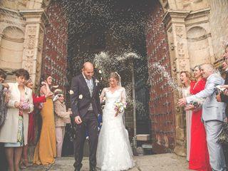 La boda de Sandra y Jose Amador