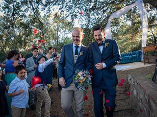 La boda de Jose y Naxo