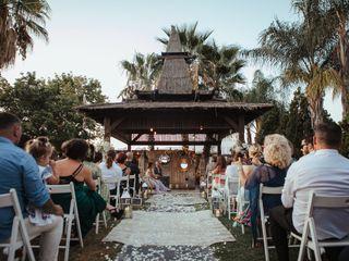 La boda de Sara y Paul