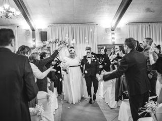 La boda de Emma y Conchi