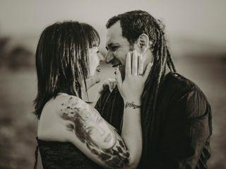 La boda de Monica y Tony 1