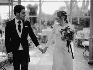 La boda de Mónica  y Kike