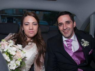 La boda de Óscar y Vanessa
