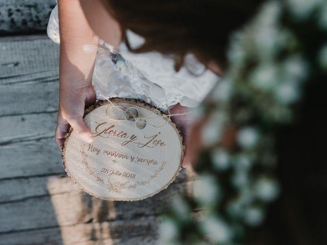 La boda de Jose y Gloria en Alcoi/alcoy, Alicante 21
