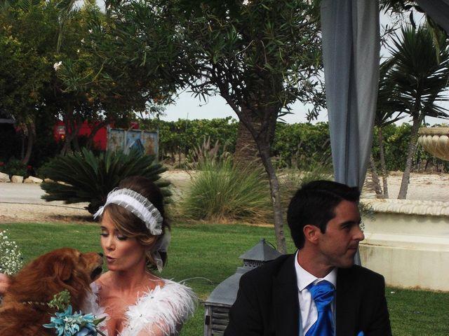 La boda de Alejandro  y Laura  en Sanlucar De Barrameda, Cádiz 3