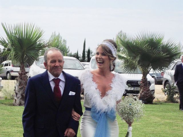 La boda de Alejandro  y Laura  en Sanlucar De Barrameda, Cádiz 5