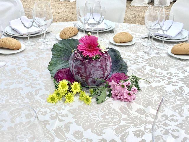 La boda de Alejandro  y Laura  en Sanlucar De Barrameda, Cádiz 12