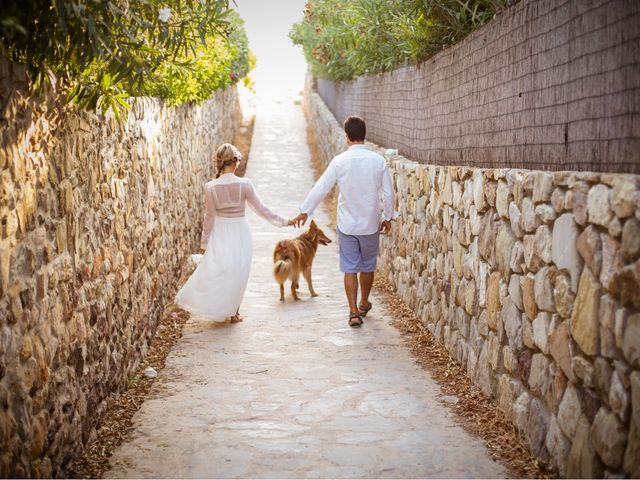 La boda de Alejandro  y Laura  en Sanlucar De Barrameda, Cádiz 30