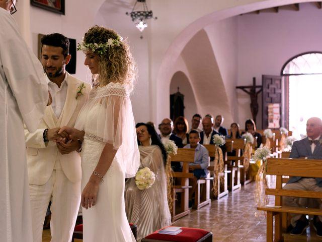 La boda de Massimo y Raffaella en Es Pujols/els Pujols (Formentera), Islas Baleares 3