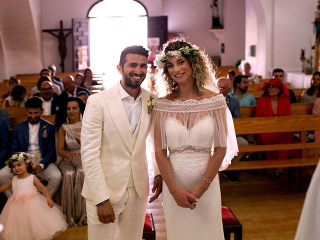 La boda de Massimo y Raffaella en Es Pujols/els Pujols (Formentera), Islas Baleares 4