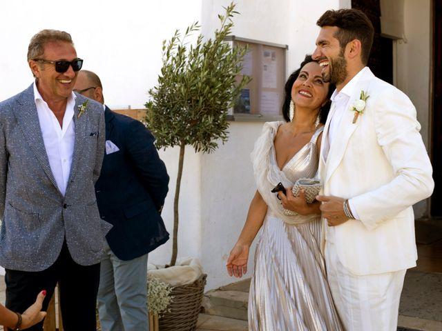 La boda de Massimo y Raffaella en Es Pujols/els Pujols (Formentera), Islas Baleares 6