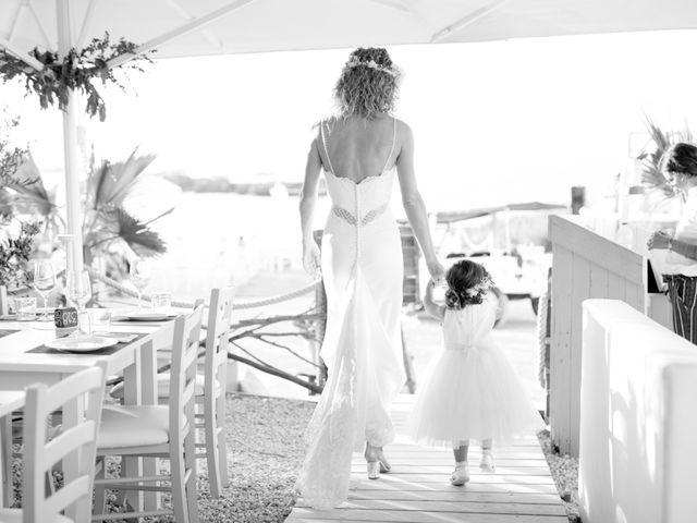 La boda de Massimo y Raffaella en Es Pujols/els Pujols (Formentera), Islas Baleares 13