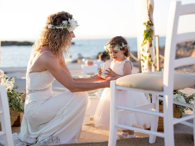 La boda de Massimo y Raffaella en Es Pujols/els Pujols (Formentera), Islas Baleares 14