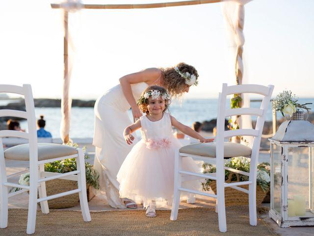 La boda de Massimo y Raffaella en Es Pujols/els Pujols (Formentera), Islas Baleares 15