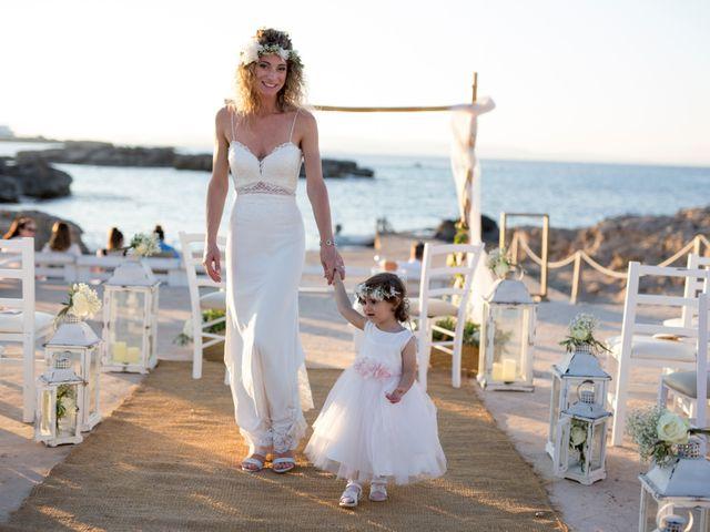 La boda de Massimo y Raffaella en Es Pujols/els Pujols (Formentera), Islas Baleares 16